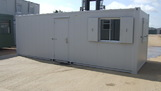 24ft x 9ft anti vandal office unit