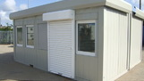 20ft x 16ft 2 bay sales office