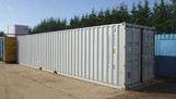 New 40ft x 8ft Steel container