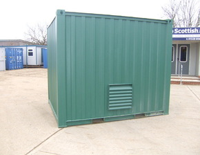10ft x 8ft x 8ft chemical stores