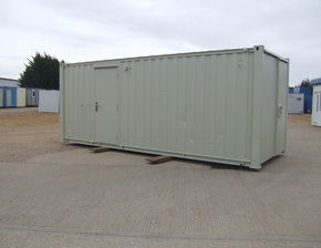 20ft x 8ft av office store