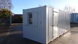 20ft x 8ft store office unit
