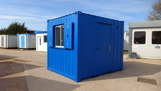 10ft x 8ft av canteen unit