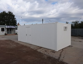 24ft x 10ft av canteen drying room