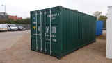 New 20ft x 8ft shipping containers