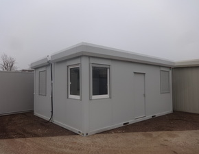 20ft x 16ft Modular office Complex