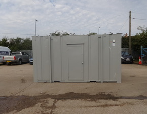 New Av 16ft x 9ft Jack-leg Toilets