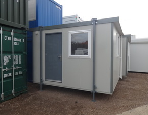 New 12ft x 10ft Plastisol office