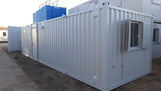 32ft x 10ft Canteen dryer