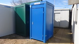 New Single Mains Toilet Unit