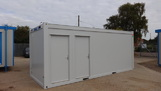New 20ft x 8ft 3+1 Toilet Unit