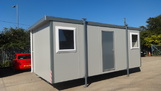 New 20ft x 10ft plastisol office unit