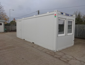 24ft x 8ft Accommodation Unit