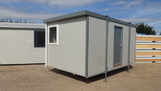 16ft x 9ft plastisol canteen unit
