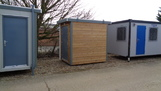 Timber Clad Disabled Toilet