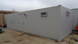 New 32ft x 10ft Steel av Canteen Dryer