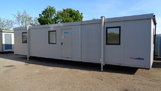 40ft x 10ft Portable Office Unit
