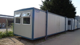 32ft x 10ft Plastisol Canteen Unit