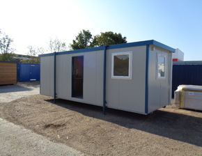 New 24ft x 8ft Plastisol canteen Toilet