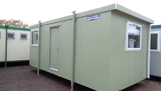 20ft x 10ft Plastisol office