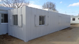 40ft x 10ft Twin office unit