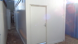 20ft x 8ft Steel Toilet Shower unit
