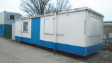32ft x 10ft Open plan office unit