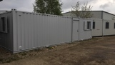 32ft x 10ft Anti vandal canteen office