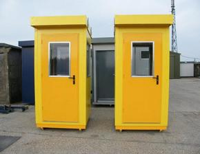 security kiosks,